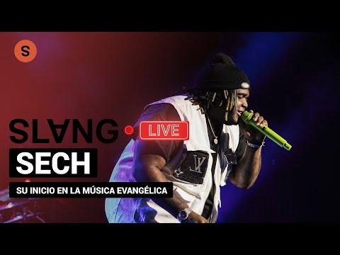 Sech nos cuenta sobre sus inicios como músico de iglesia | Slang Live