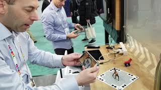 Qlone 3D Scanning at CES 2019