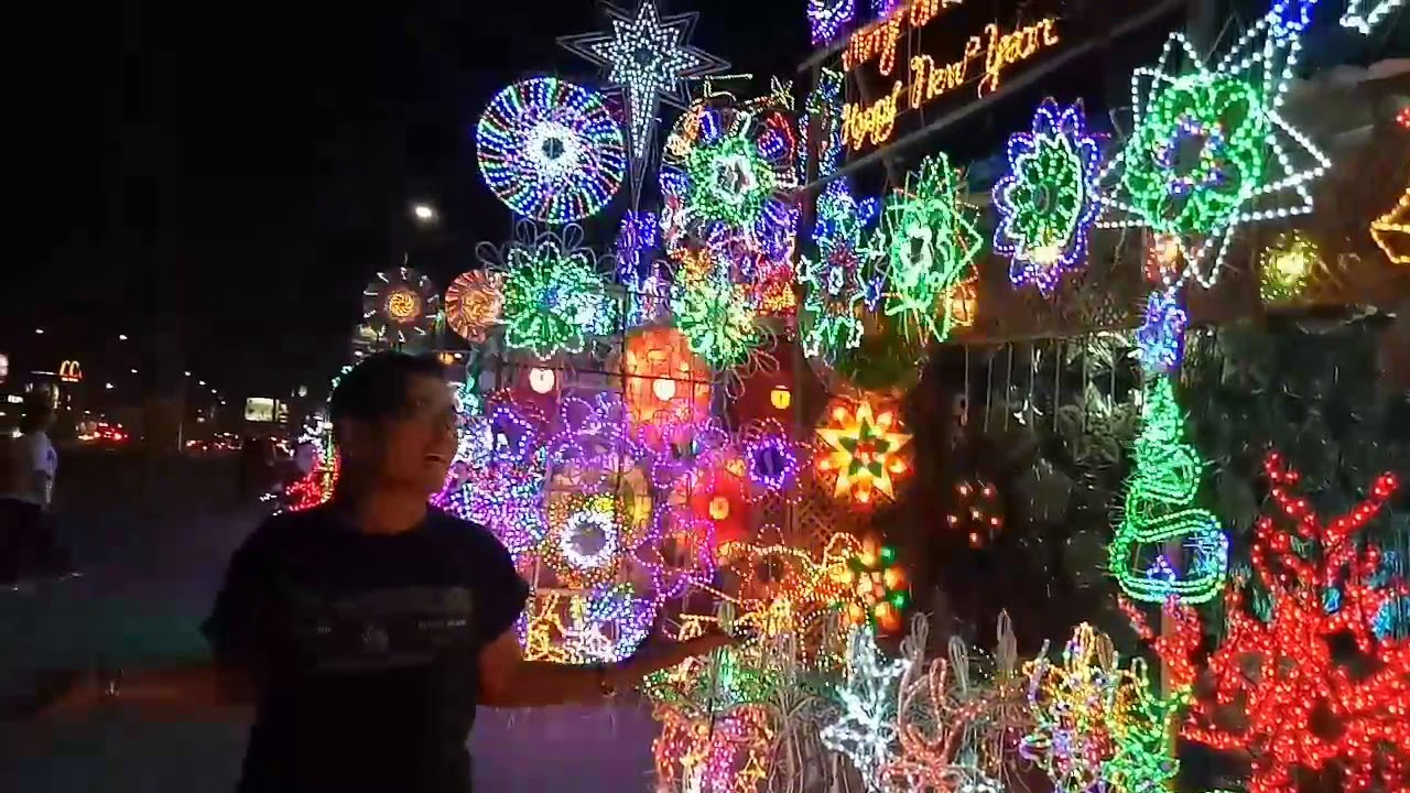 Christmas Lights In Pampanga.Handcrafted Christmas Lanterns Pampanga Philippines