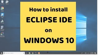 Gambar cover How to download and install Eclipse IDE on Windows 10 | Step by step