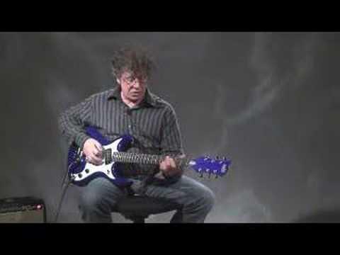 Eastwood Hummingbird Guitar - Brian Greenway