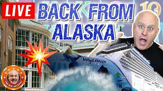 LIVE Back From Alaska Slot Play! ❄️ HIGH LIMIT WIN$ INCOMING | The Big Jackpot