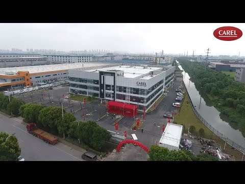 Inauguration Of The New CAREL Plant In China