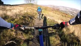 Bikepark Wales - Sixtapod to Willy Waver