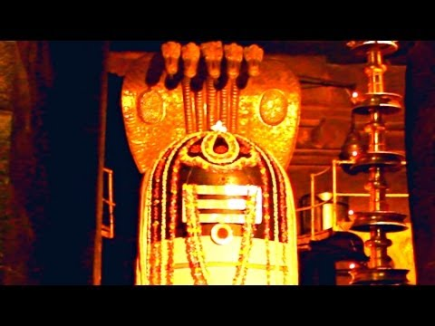 Lingam At Thanjavur Brihadeeswarar Temple - India 2014 HD