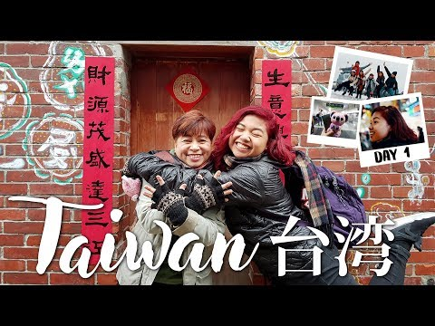 Traveling in Taiwan Day 1 | #KoalAdventure Vlog 31