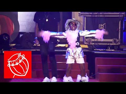 DJ Switch paid tribute to Ebony at the Ghana DJ Awards 2018   Ghana Music 🇬🇭