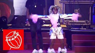 DJ Switch paid tribute to Ebony at the Ghana DJ Awards 2018   Ghana Music