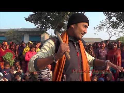 Street drama performed for health n hygiene