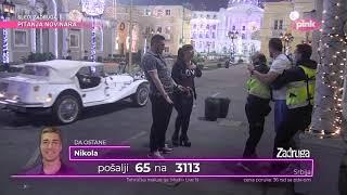 Zadruga 4 - Brutalan sukob Vladimira i Danijela - 06.02.2021.