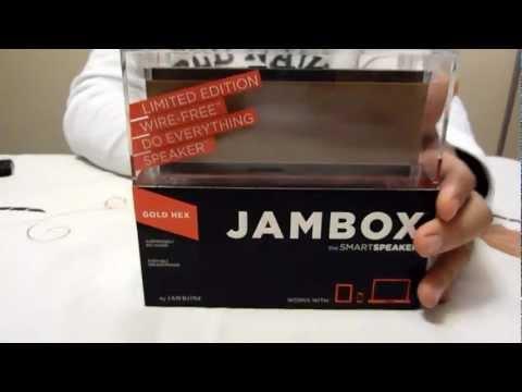 Jawbone Jambox Review