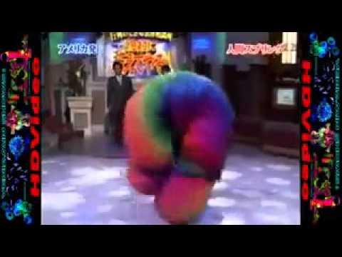 Japanese Weird Dance