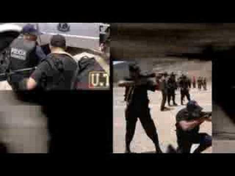 POLICIA ARAGUA -