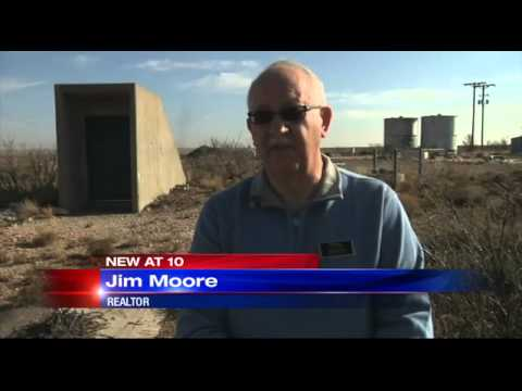 10-story missile silo for sale outside of Roswell