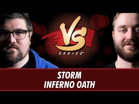 2/22/2018 - Ross VS Brad: Storm vs Inferno Oath [Vintage]