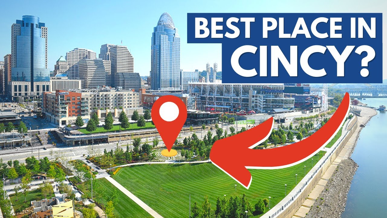 Why The Banks in Cincinnati is AWESOME