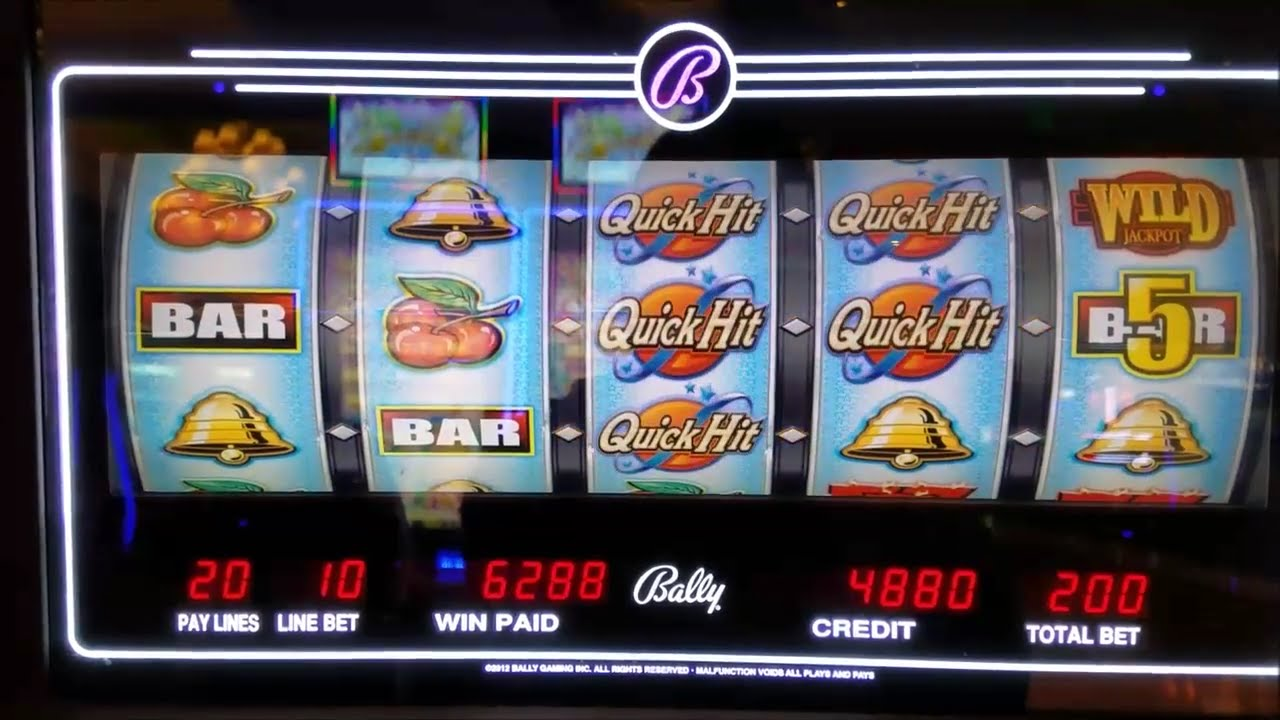 Quick Hit Fever Slots