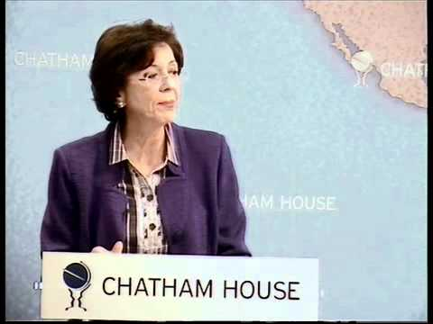 Rima Khalaf Hunaidi on the Economics of the Arab Spring