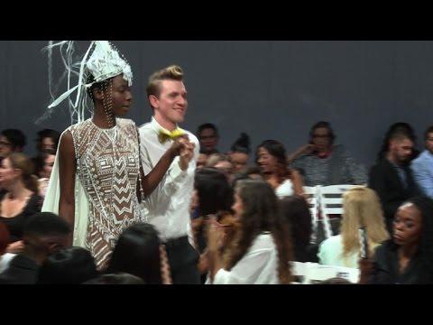 Ouverture de la Fashion Week 2016 à Johannesburg