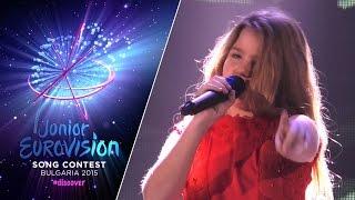 Junior Eurovision Song Contest : Lena Stamenković (Serbia) Rehearsal