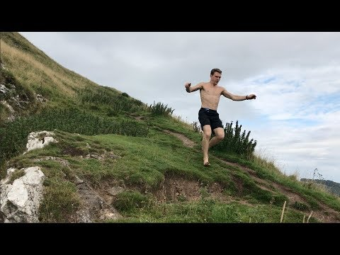 Barefoot Adventure: Dovedale, Peak District