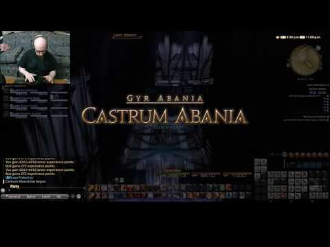 Castrum Albania, Dec 13, 2017 (dragoon)