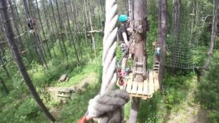 Treetop Trekking - Ganaraska July 9th 2017