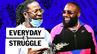 Rick Ross vs. 2 Chainz, Does Bow Wow Have 20 Hits? 50 Cent Apologizes to Megan | Everyday Struggle