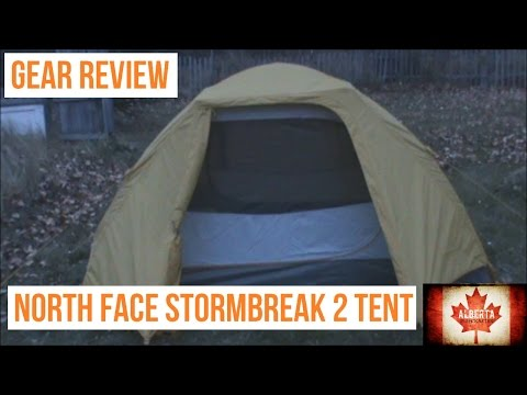 Gear Review: The North Face Stormbreak 2 Tent