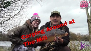 Carping Around at Essex Carp Syndicates dayticket water The Mill