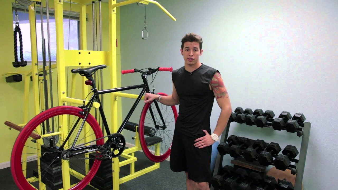 Why Is Biking A Good Cardio Exercise Fitness Tips Youtube