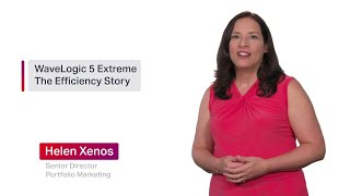 Chalk Talk: WaveLogic 5 Extreme - The Network Efficiency Story