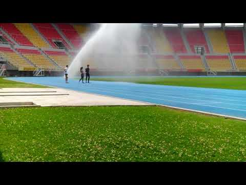 Skopje Stadium, Athletic Practice 2