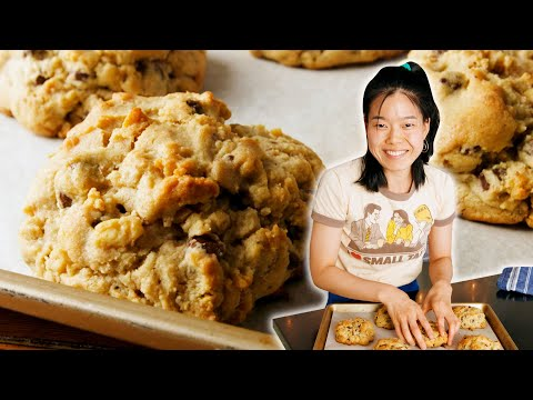 Giant Levain Bakery Chocolate Chip Cookies By June | Delish