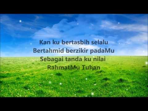 UNIC- Erti Syukur (Lirik)