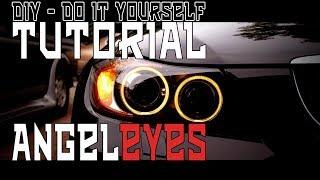 Repeat youtube video ** TUTORIAL ** - Angel Eye self custruction - ANGEL EYE HOMEMADE - How To Create Custom Angel Eye