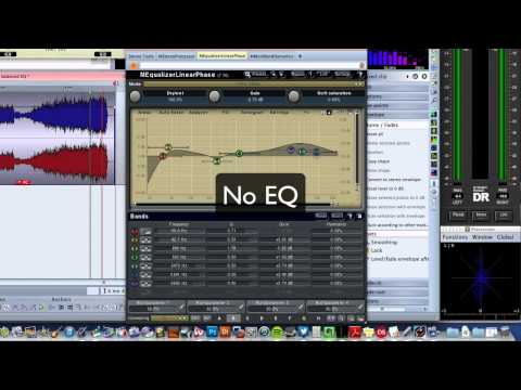 Mastering EQ - make music sound louder, with LESS compression and limiting