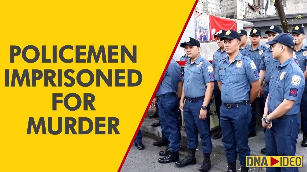Philippines policemen imprisoned for murder of teen in Duterte's drug war