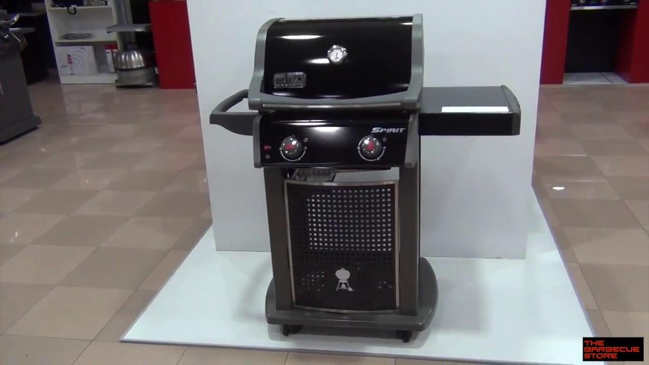barbacoa de gas weber spirit eo 210 youtube. Black Bedroom Furniture Sets. Home Design Ideas