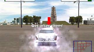 Driver 2 US Demo Version PlayStation