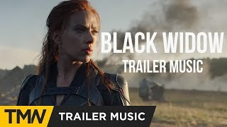 BLACK WIDOW Trailer Music | Score A Score - Replica