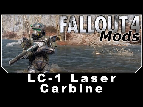 Fallout 4 Mods - LC-1 Laser Carbine