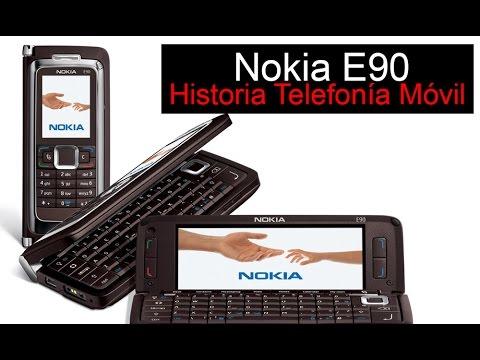 Nokia E90 Communicator | Historia Telefonía Móvil
