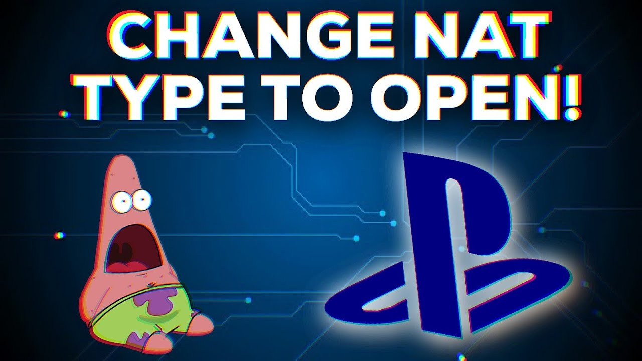 How to Change Nat Type on PS4 🎮 Easiest Way to Open NAT