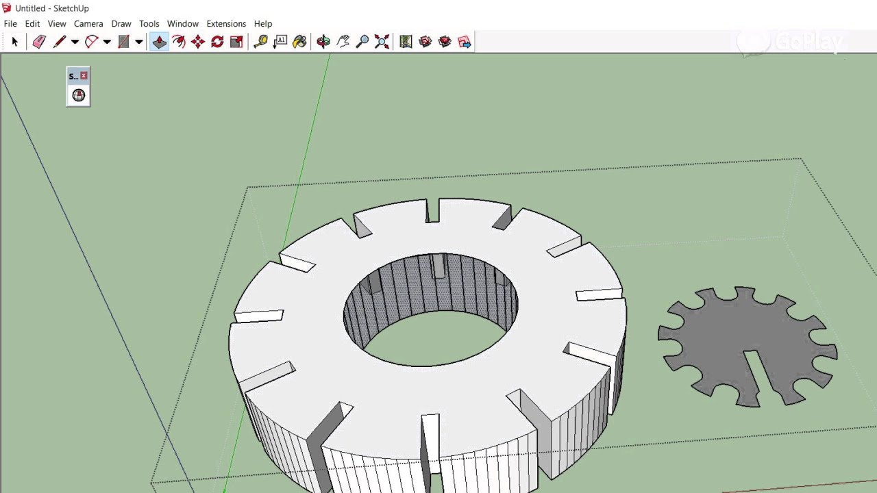 Convert DXF to 3D Model for 3D Printing Tutorial