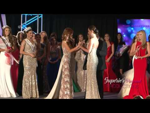 Miss Pennsylvania USA and Miss Pennsylvania Teen USA 2017 Crowning
