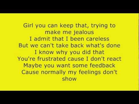 Usher-I Care For You w/ LYRICS