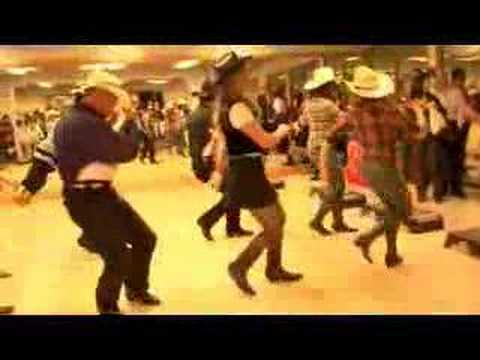 Appaloosa Country Line Dance - School Opening