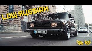 #lowrussian   Stanced Lada 2105   4K  7teen media