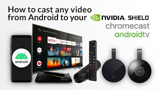 How to: Stream online videos from Android to Android TV